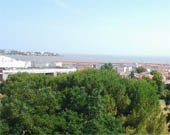 location appartement vue mer Royan