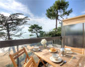 Apartment with sea view Saint-Palais-sur-Mer