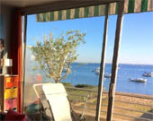 location appartement vue mer Arcachon