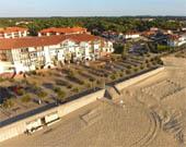 location appartement vue mer Soorts-Hossegor