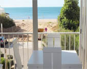 Apartment with sea view Valras-Plage