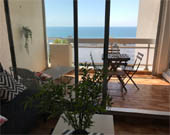 Apartment with sea view Carnon-Plage