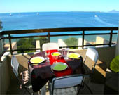 Apartment with sea view Antibes Juan-les-Pins