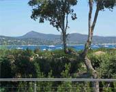 Ferienhaus am meer Saint-Tropez