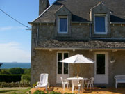 House with sea view Penvénan