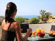 location Appartement vue mer Cagnes-sur-Mer