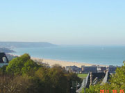 Apartment in house with sea view Trouville-sur-Mer