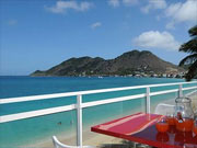 Apartment with sea view Saint-Martin