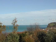 Apartment in house with sea view Pourville-sur-Mer