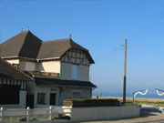 House with sea view Ouistreham