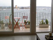 location Appartement vue mer Camaret