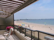 Apartment with sea view La Baule