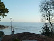 Apartment with sea view Pornic