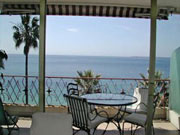 House with sea view Antibes Juan-les-Pins