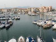 Apartment with sea view Fréjus Saint-Aygulf