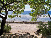 location Maison vue mer Moorea