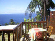 Apartment with sea view Petite-Ile
