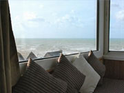 Apartment with sea view Ault