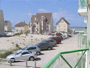 location Appartement vue mer Fort-Mahon-Plage