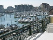 Apartment with sea view Dives-sur-Mer