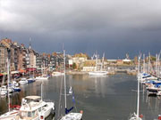 Apartment homeaway Honfleur