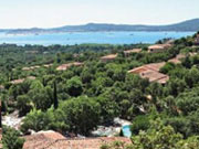 Apartment with sea view Grimaud