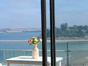 Apartment with sea view Dinard