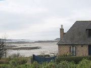 House with sea view Trélévern