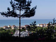 Apartment with sea view Pourville-sur-Mer