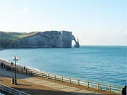 Apartment with sea view Etretat