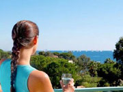 Apartment with sea view Les Issambres