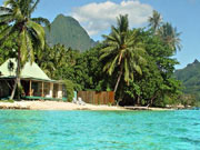 House booking Moorea