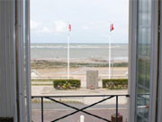 Apartment with sea view Luc-sur-Mer