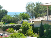 location Appartement vue mer Zonza-Sainte-Lucie-de-Porto-Vecchio