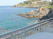 Apartment in house with sea view Collioure