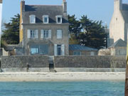 House with sea view Brignogan