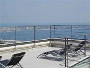 location Maison vue mer Golfe-Juan