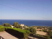 House with sea view Les Issambres