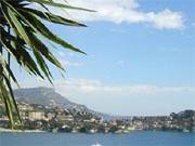 location Appartement dans maison vue mer Villefranche-sur-Mer
