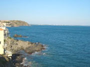 location Appartement vue mer Collioure
