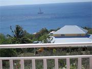 location Maison vue mer Deshaies