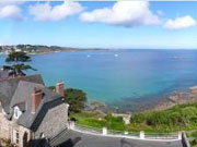Apartment in house with sea view Perros-Guirec