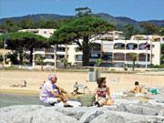 Ferienwohnung am meer Cavalaire-sur-Mer