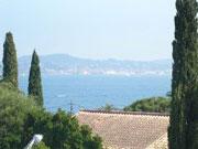 location Appartement vue mer Sainte-Maxime