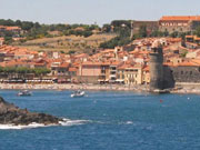 Appartement abritel Collioure