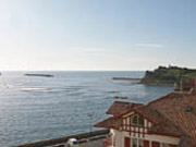 Apartment with sea view Saint-Jean-de-Luz