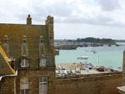 Apartment with sea view Saint-Malo