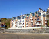 Apartment with sea view Trouville-sur-Mer