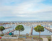 Apartment with sea view Arcachon