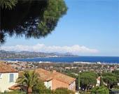 Ferienwohnung am meer Saint-Tropez